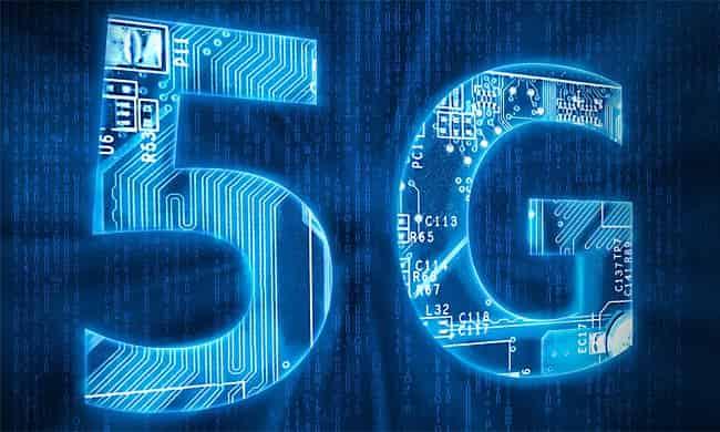 نسل پنجم شبکه تلفن همراه 5G