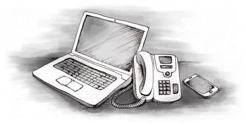 پیش شماره تلفن های اینترنتی