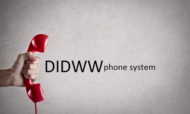 شرکت DIDWW