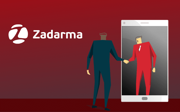 شرکت Zadarma