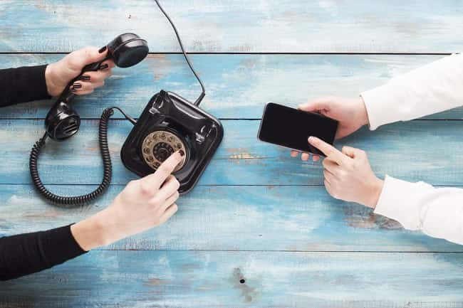 ویپ یا تلفن کابلی ثابت
