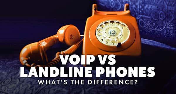 VoIP یا تلفن ثابت