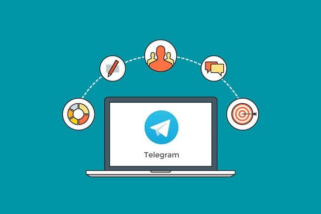 ارائه خدمات ویپ به کاربران تلگرام توسط شرکت Telinta